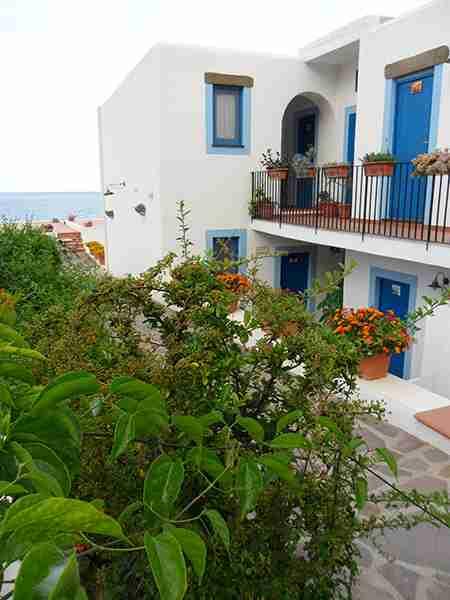 Hotel Punta Barone - Albergo Salina Isola in Sicilia ...